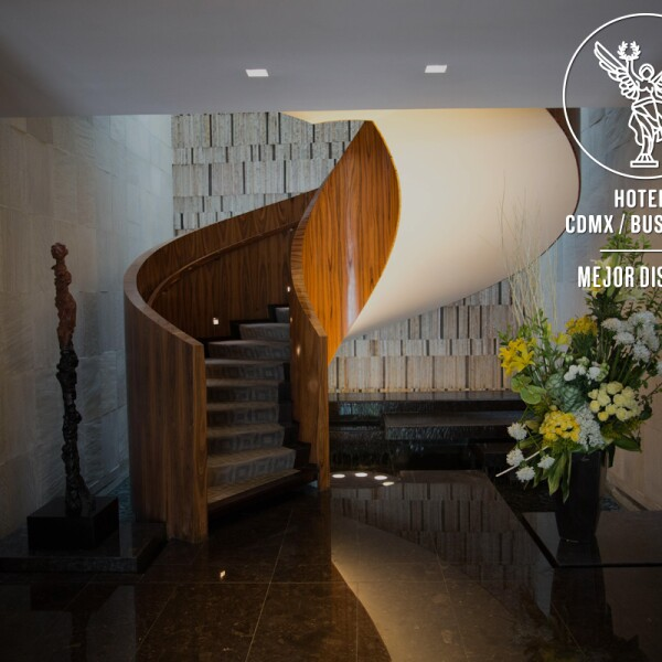 Ganadores hotel awards