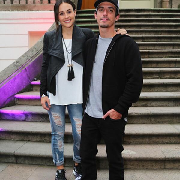 Zuria y Alberto Vega