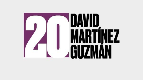 DAVID MARTÍNEZ GUZMÁN