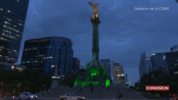 Monumentos en VERDE CDMX