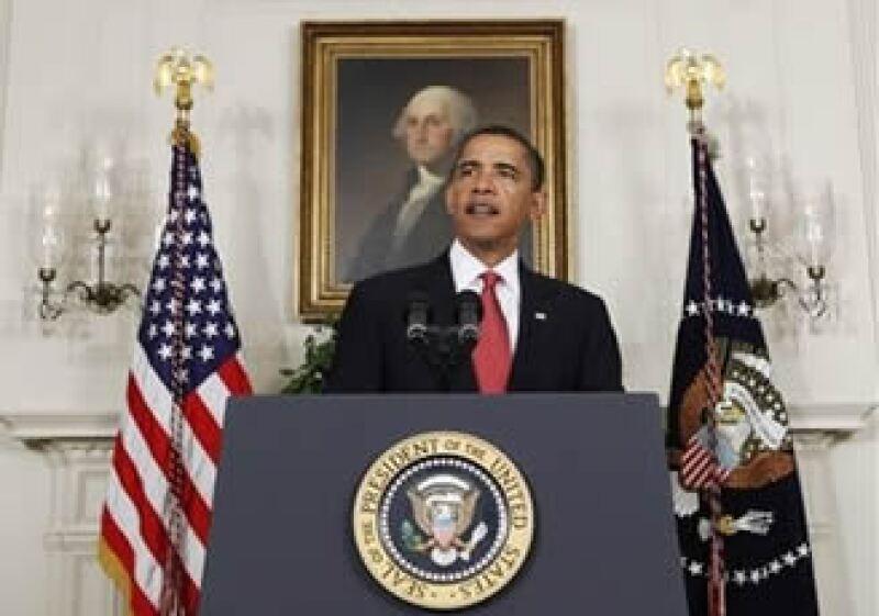 Barack Obama anunció que su Gobierno canceló los planes para emplazar una defensa antibalística de radar en el territorio checo. (Foto: AP)