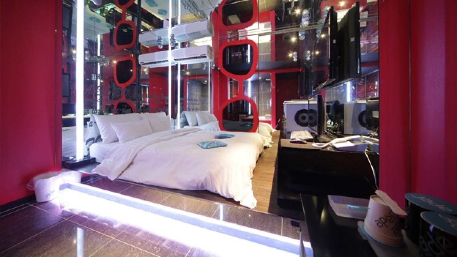 Hotel Jade Seul habitaciones fiesta