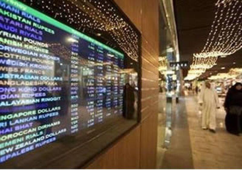 La aversión al riesgo hacia el mercado de Dubai podría redirigir el efectivo hacia México. (Foto: Reuters)