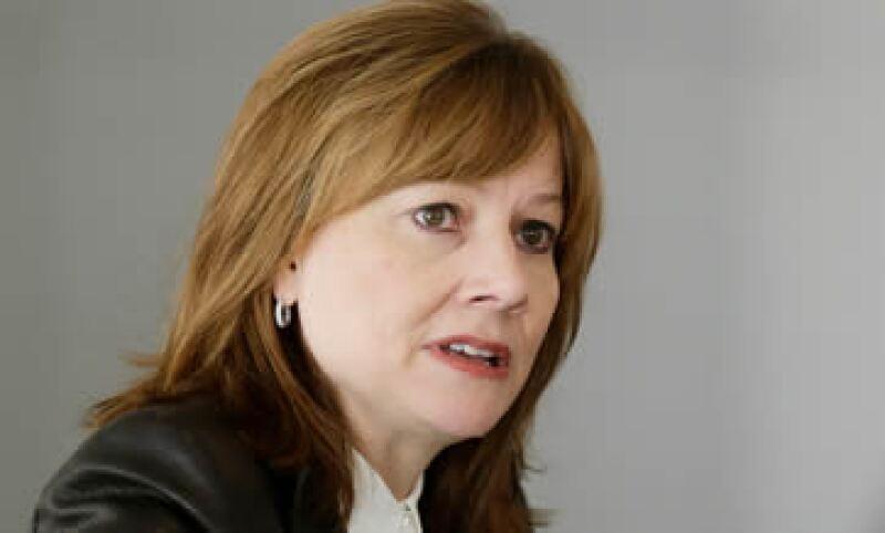 Barra dijo que GM ha emprendido una revisión interna para hallar a los culpables de que la falla en el sistema de encendido no fuera solucionada. (Foto: Reuters)