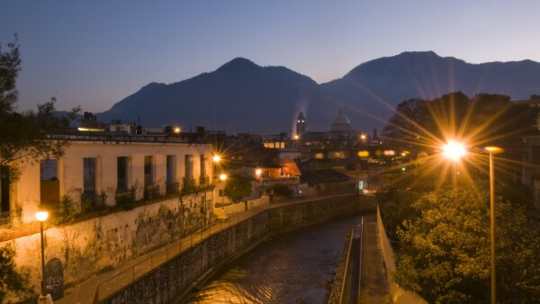 Orizaba´s night