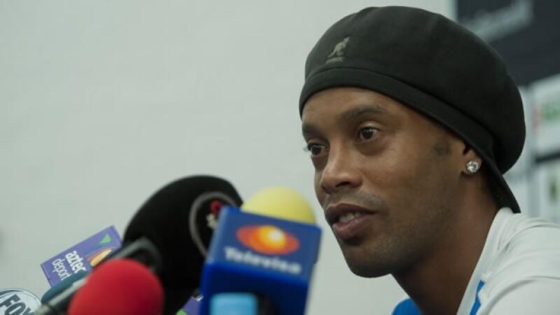 Ronaldinho racismo