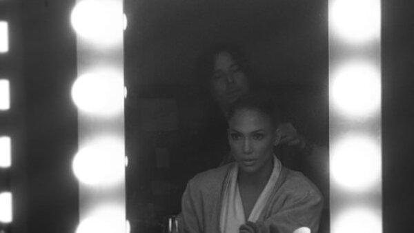 Así se preparó la guapísima Jennifer Lopez para lucir su característica sensualidad.