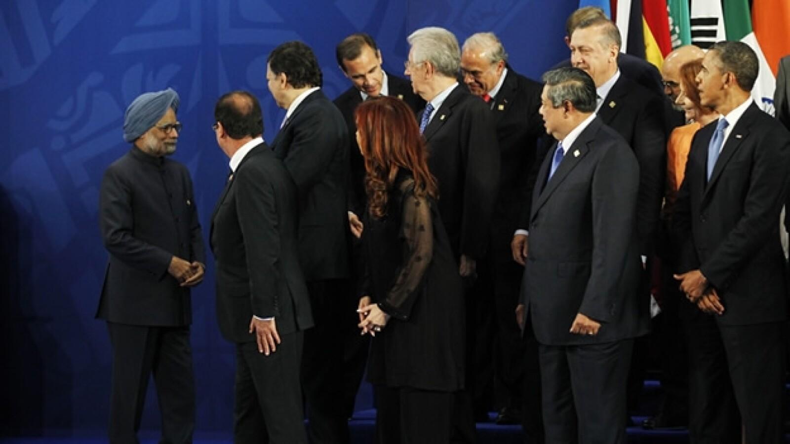 obama, cristina, los cabos