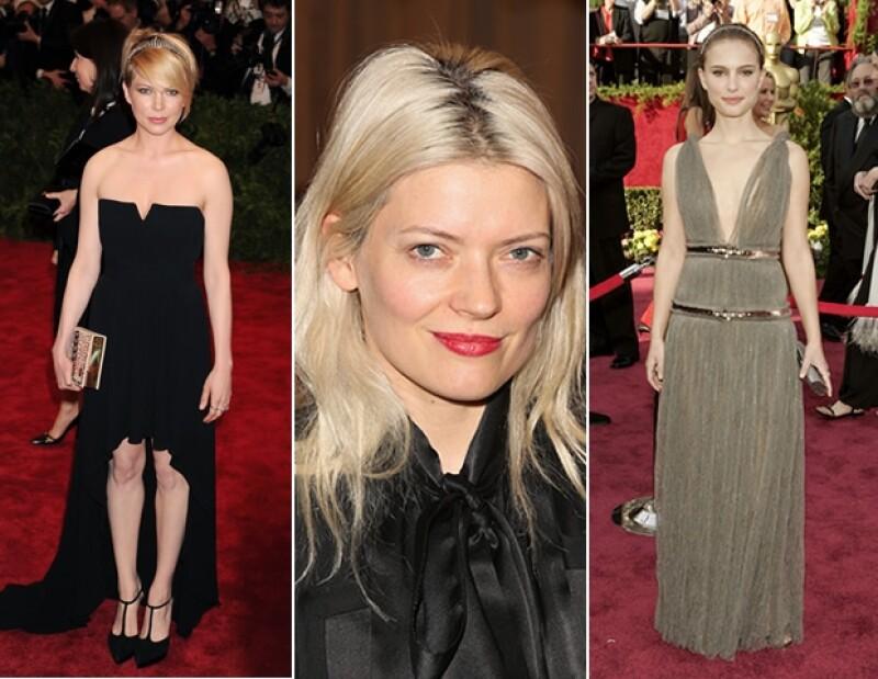 Es la asesora favorita de estrellas como Natalie Portman y Rachel Weisz.