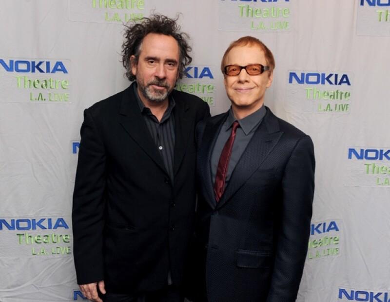 El artista regresará al escenario con la música de las películas de Tim Burton, para dar su primera actuación vocal en directo desde su grupo New Wave Oingo Boingo.