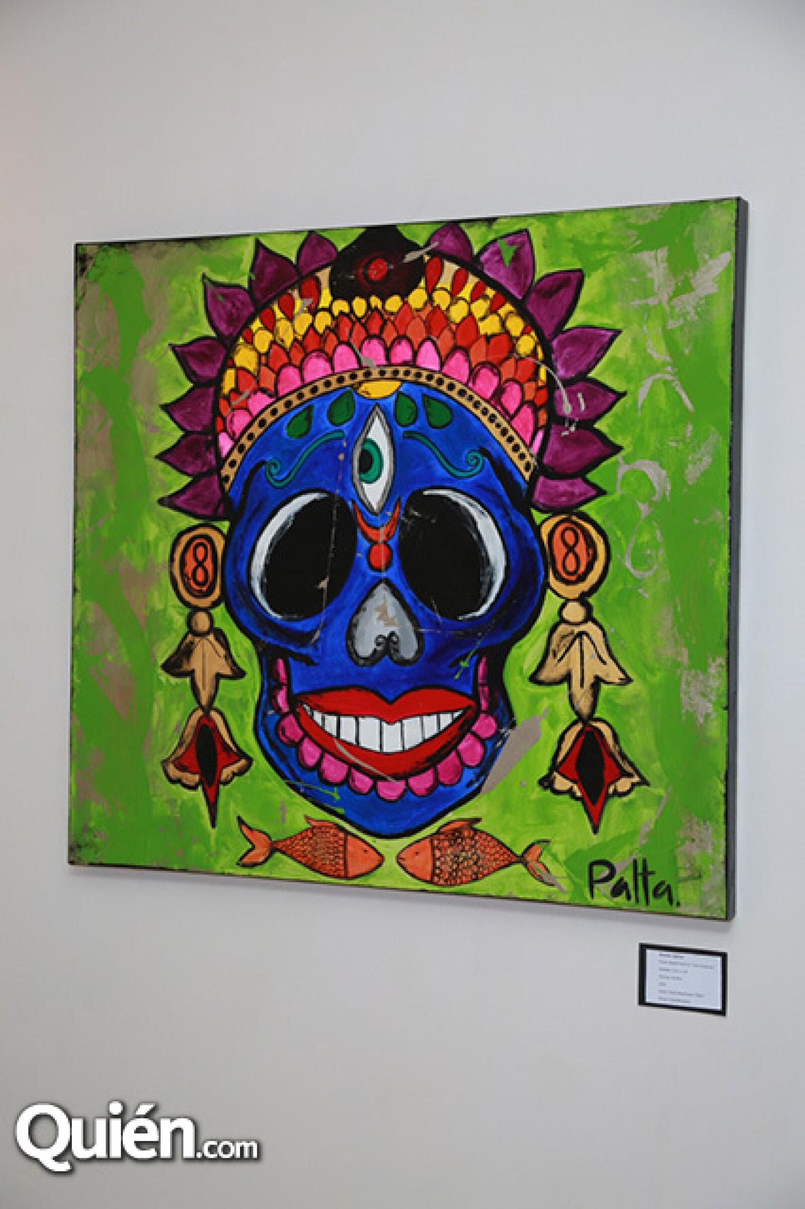 Pinturas de Paola Altamirano