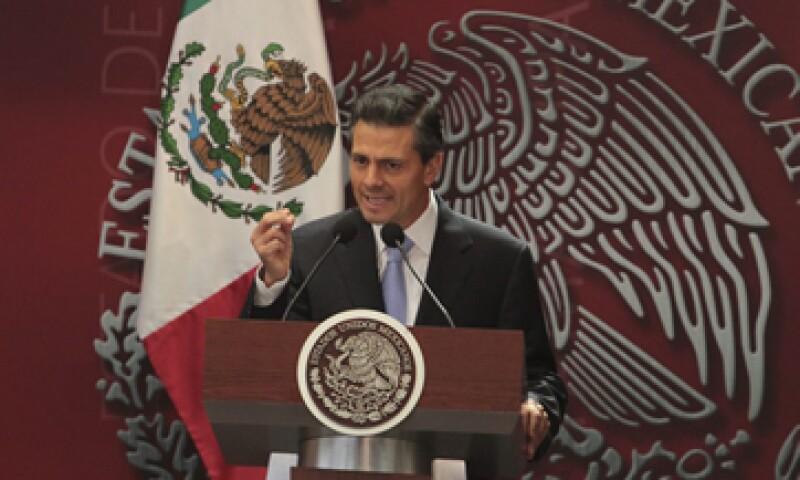 En esta iniciativa se contempla la participación ciudadana, dijo Peña Nieto. (Foto: Notimex)