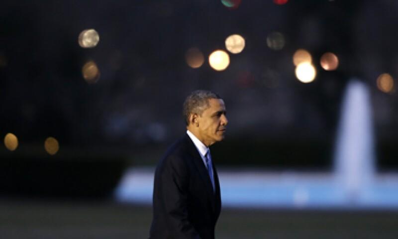 La reunión es un signo de que Obama busca el respaldo de líderes de la comunidad de negocios. (Foto: AP)