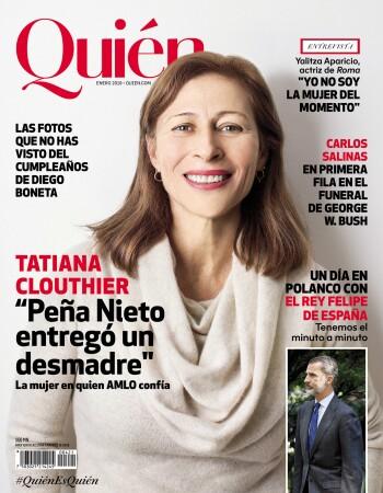 Portada revista Quién Clouthier