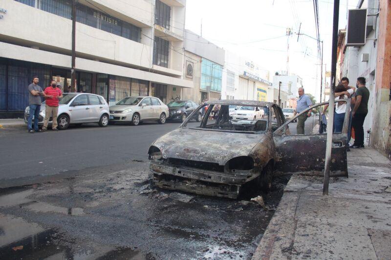 Enfrentamientos en Celaya, Guanajuato