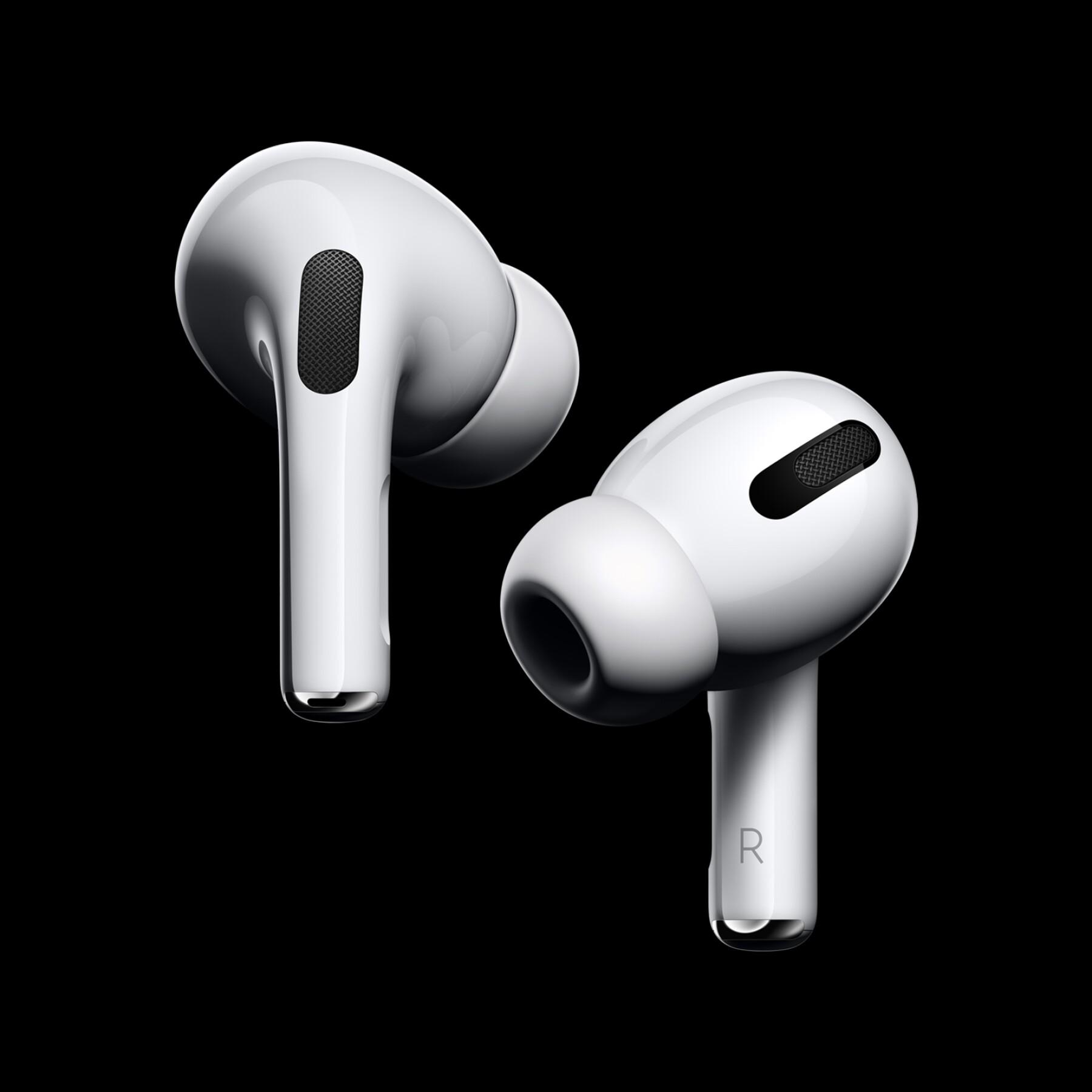 Los AirPods se han convertido en los audífonos más vendidos del mundo.