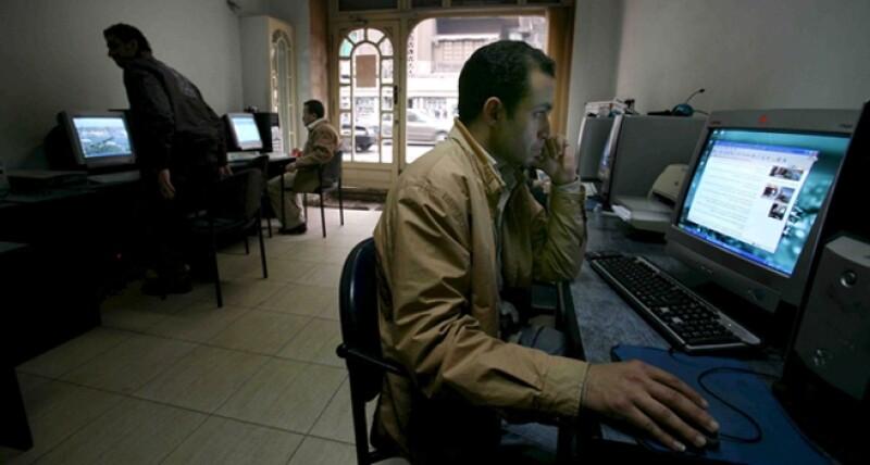 Egipto internet acceso