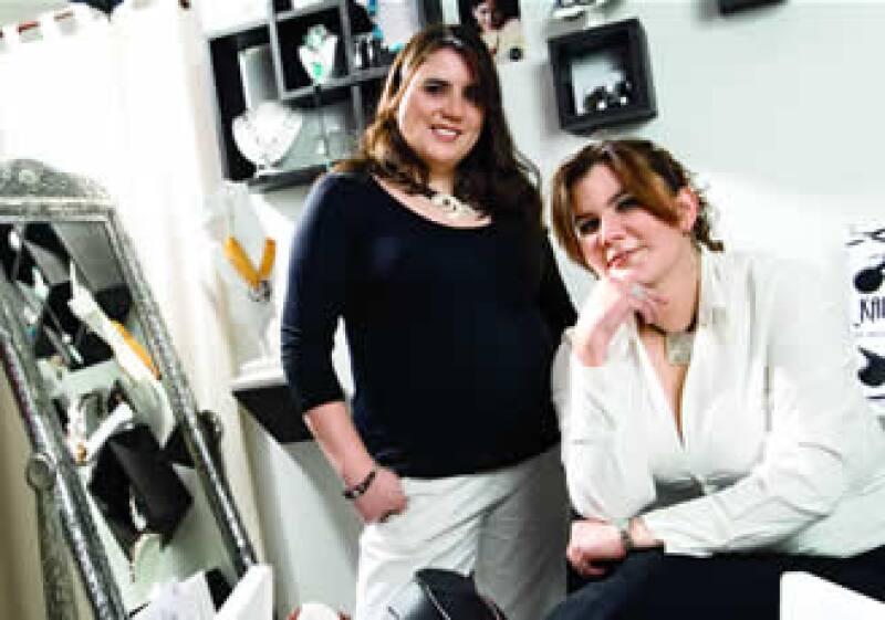 Las hermanas Lourdes y Leticia Canseco dieron el salto para abrir su negocio, con apoyo de la incubadora gubernamental Proempleo. (Foto: Jaime Navarro/Expansión)
