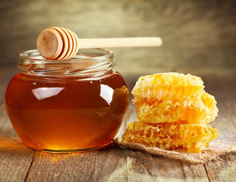 Mascarilla de jugo de limón y miel.