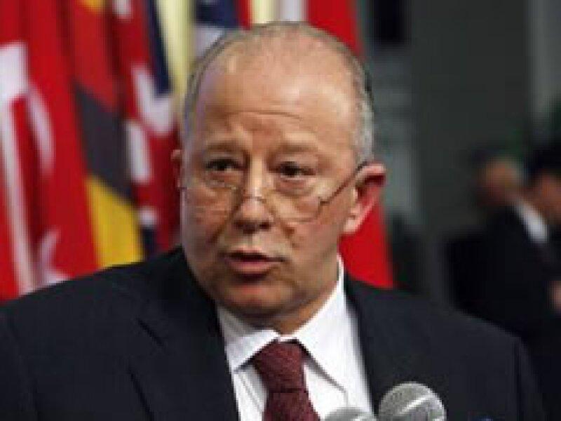 El embajador mexicano dijo que aún no se han determinado las acciones contra Corea del Norte. (Foto: Reuters)
