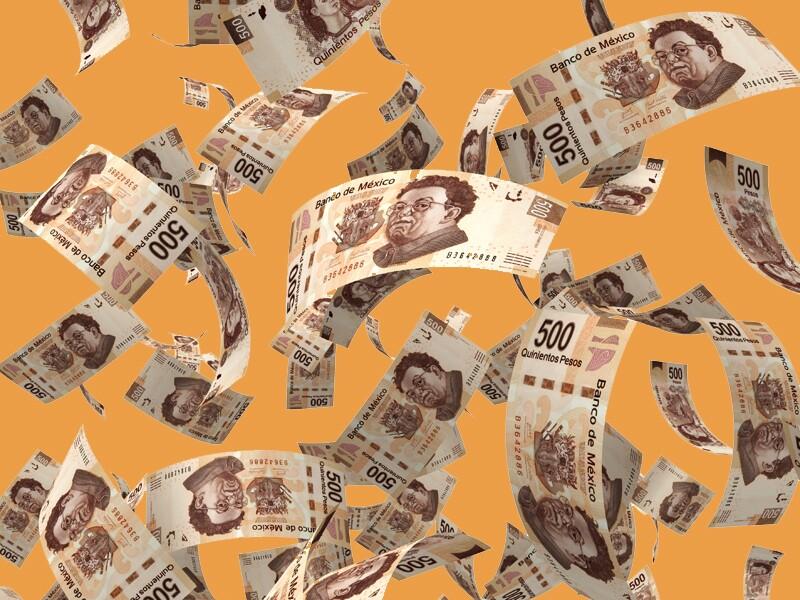 billetes peso