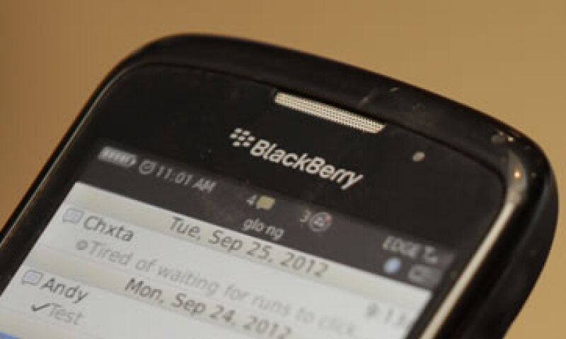 RIM confía que los dispositivos BlackBerry 10, que contienen un nuevo sistema operativo, le ayuden a recuperar la participación de mercado. (Foto: AP)