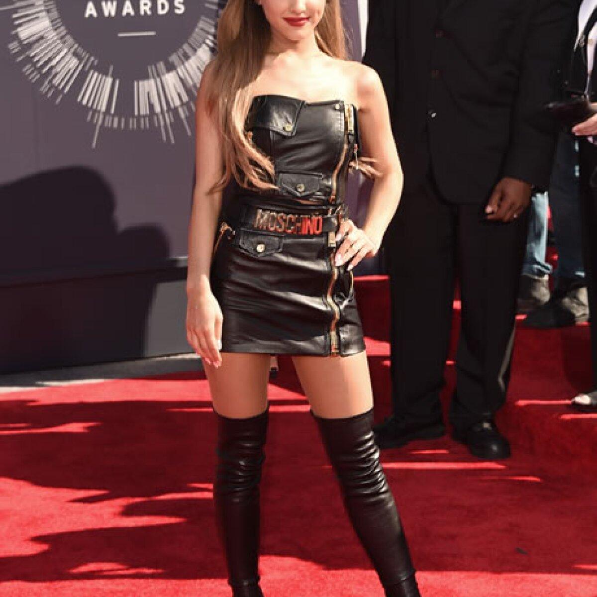 Las llegadas a la red carpet de los MTV Video Music Award...