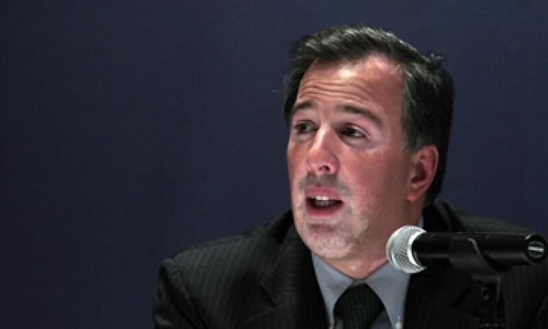 José Antonio Meade dijo que en 2014 una delegación de 68 empresarios mexicanos fue a Cuba. (Foto: Notimex )