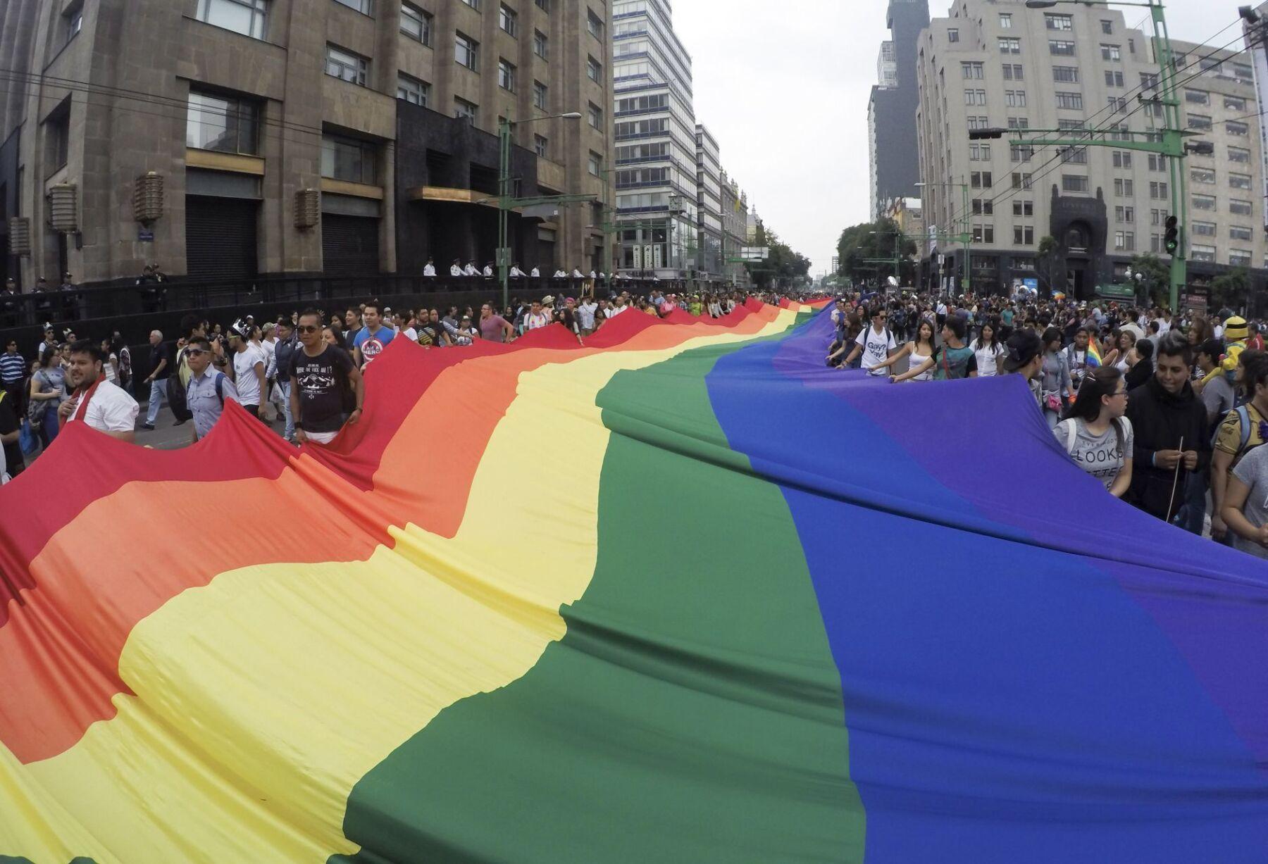 Cancelan la Marcha LGBTTTI 2020
