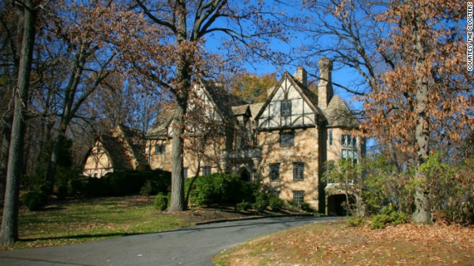 The Cloisters, Lutherville, Maryland