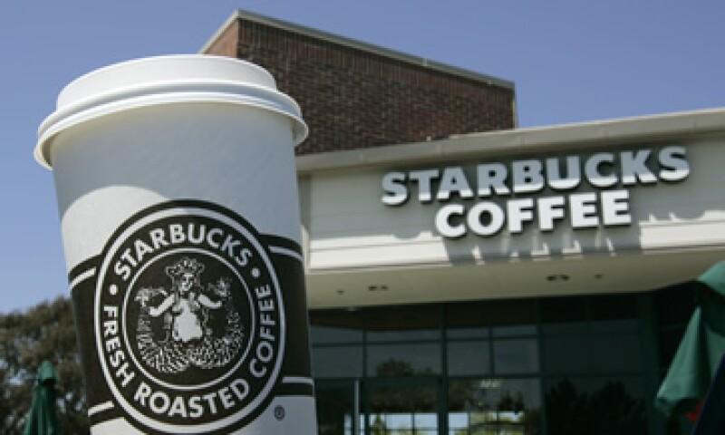 Alsea es la operadora de la cadena de cafeterías Starbucks en México. (Foto: AP)