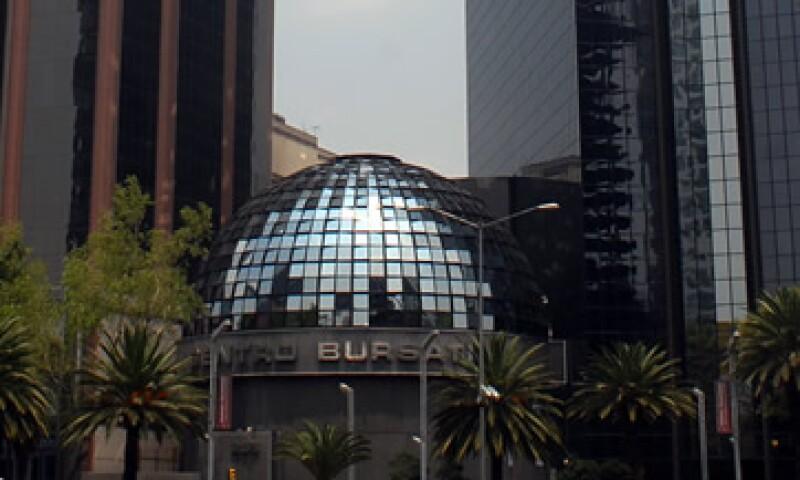 La Bolsa mexicana cerró en su peor baja desde el 25 de noviembre, cuando descendió 2.12%. (Foto: Notimex)