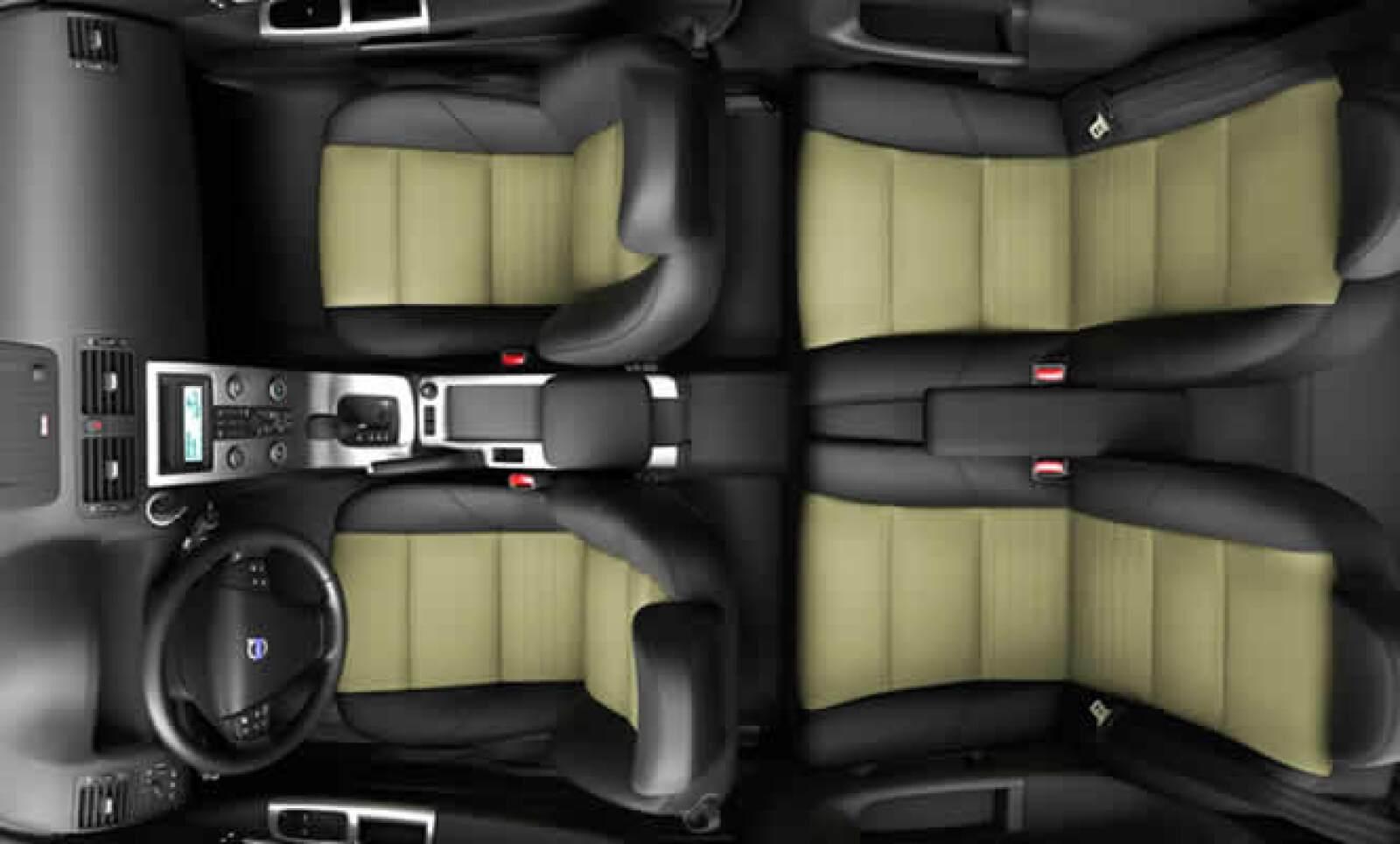 Con gran espacio, en este compacto de gran calidad de Volvo, podrán ingresar comodamente hasta 5 personas
