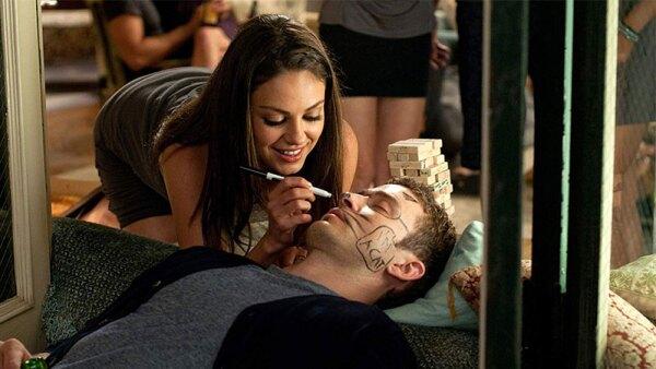 Mila Kunis y Justin Timberlake