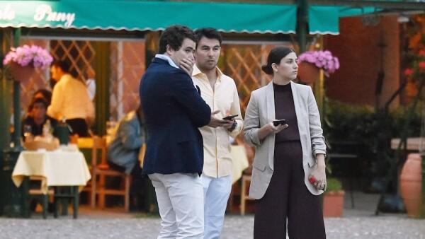 EXC Sergio Perez, Carola Martinez