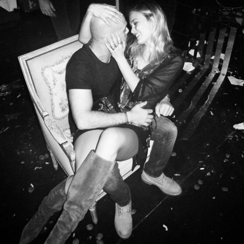 Hace unos días se vinculó sentimentalmente a la top model israelí con el empresario mexicano Alejandro Bailléres, hecho que podría quedar totalmente descartado con su más reciente foto en Instagram.