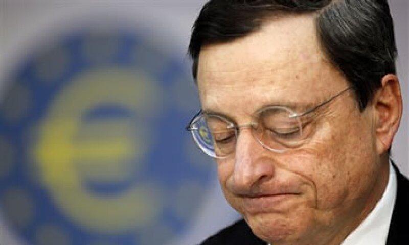 El BCE decidió mantener sin cambios su tasa de interés en 1%. (Foto: AP)