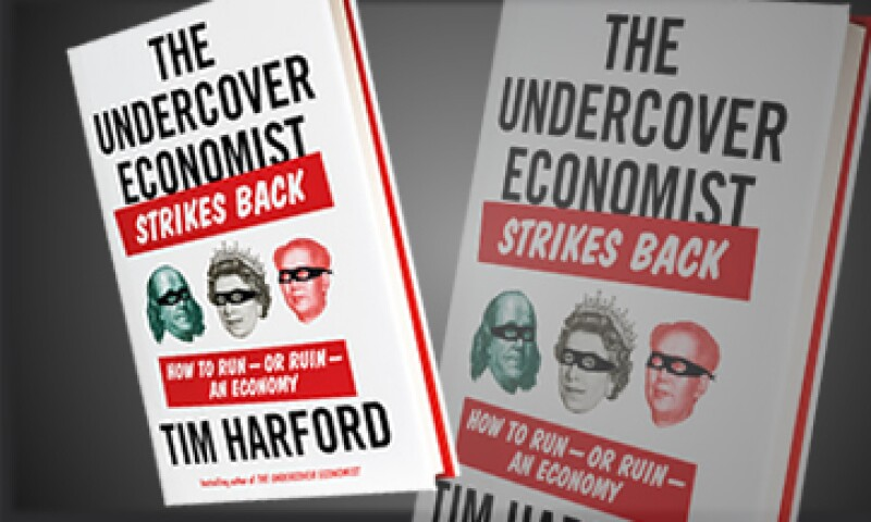 Harford hurga en los modelos económicos para ver qué no funciona y cómo se pueden mejorar. (Foto: Especial)