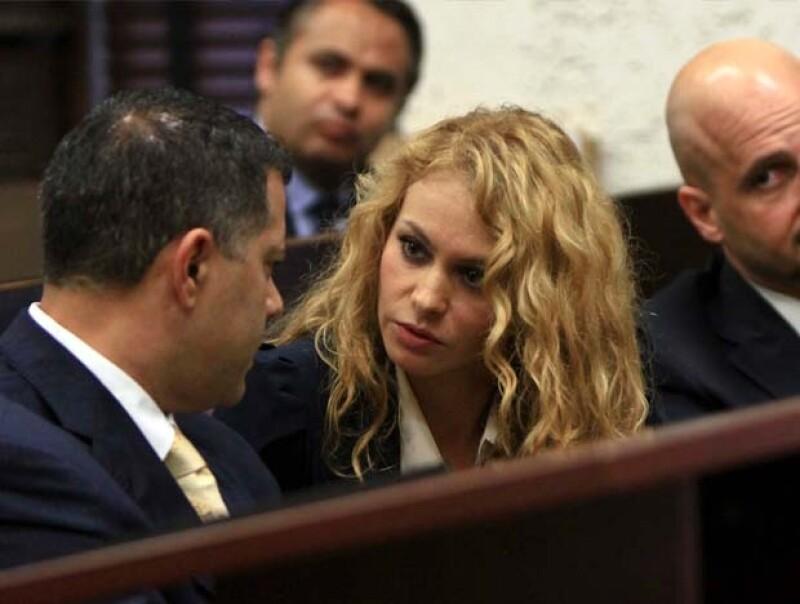 Al parcer la Chica Dorada tendrá que volver a los tribunales en Estados Unidos.