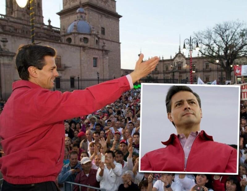Los huipiles de Beatriz Paredes, los vestidos Carolina Herrera de Josefina Vázquez Mota y las chamarras rojas de Peña Nieto son el estilo único de algunos políticos.