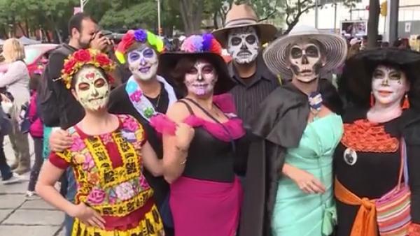 Con esta celebración comienzan en México los festejos del Día de Muertos
