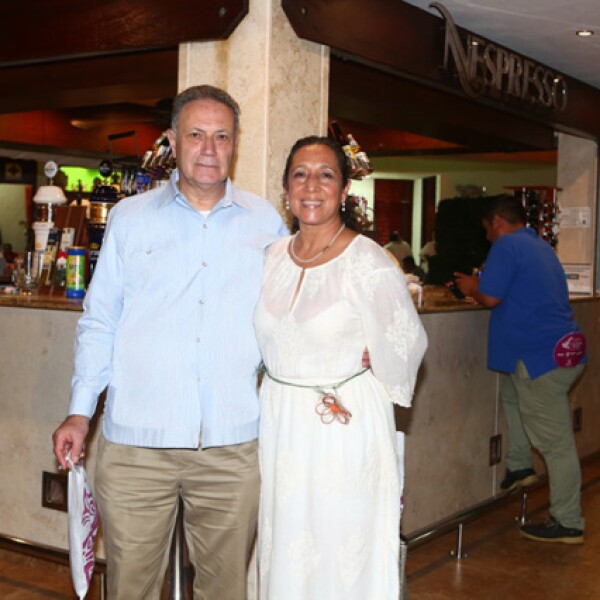Rafael Santín y Juana Rodríguez