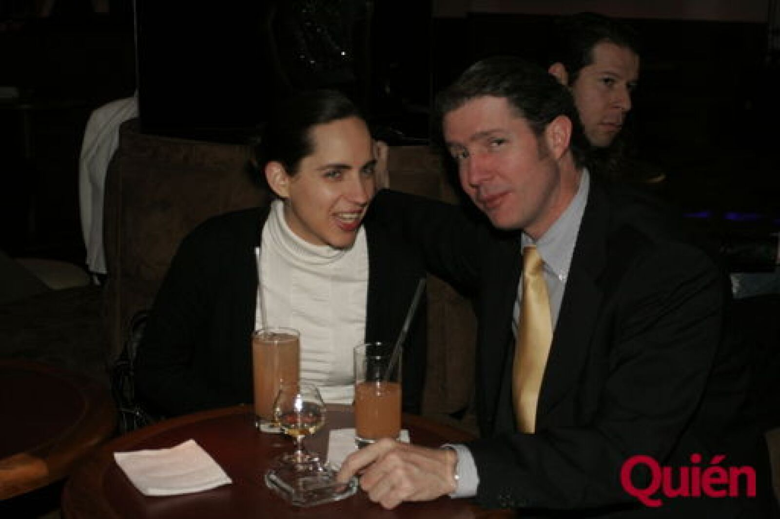 Lorena González, Javier Landeta