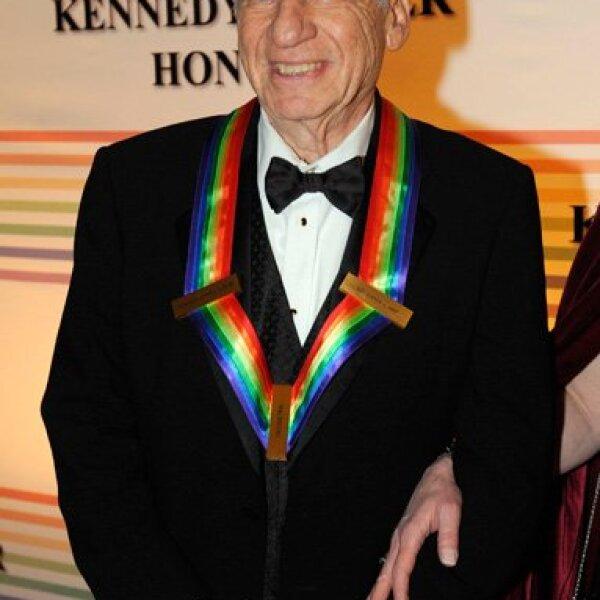 Uno de los honrados fue el director y comediante Mel Brooks.