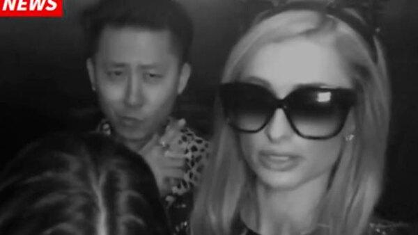 La empresaria y DJ no la pasó del todo bien durante su estancia en China, pues quedó atrapada en un edificio de Beijing junto con otras personas.