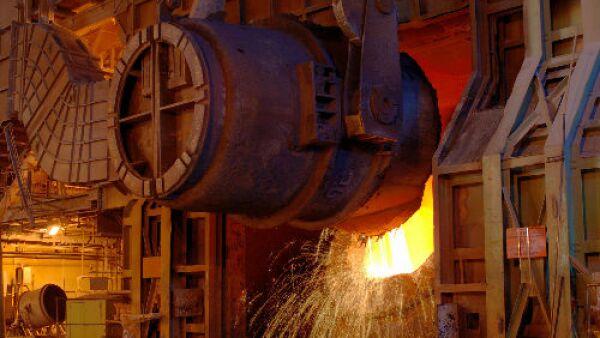Fundición de acero