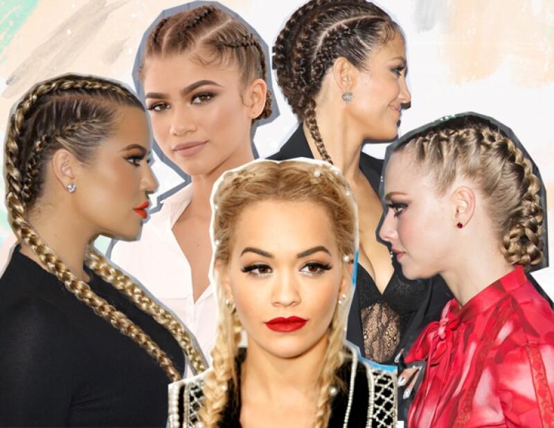 Las hemos visto en todas partes, desde celebridades y hasta en pasarelas, las double braids son la tendencia más fuerte del año. L&#39Oréal Professionnel nos enseña a hacerlas.