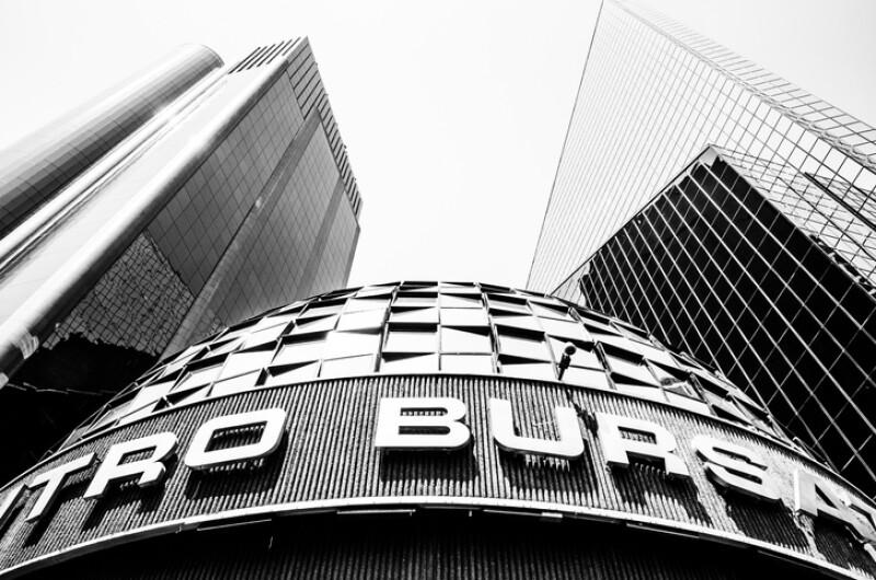 Mexican Stock Exchange or Bolsa Mexicana de Valores, Mexico City