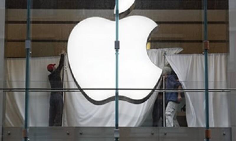 Los accionistas castigaron a Apple en Bolsa tras revelarse su reporte trimestral. (Foto: Reuters)