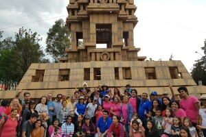 pirámide de cartón 3